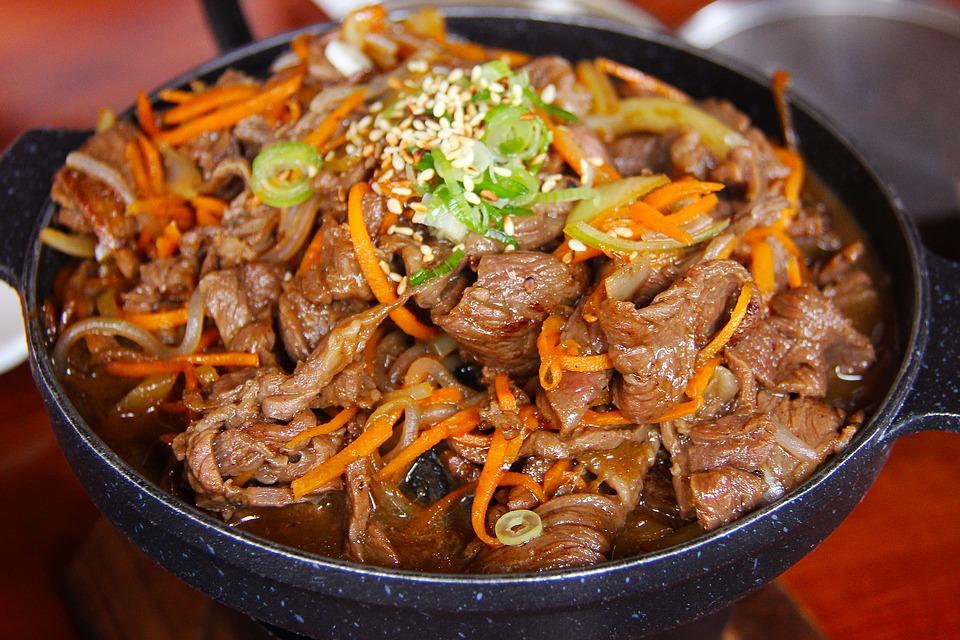 Keto Korean Beef