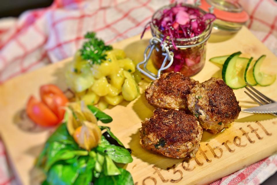 Feta Cheese and Olive Keto Turkey Burgers