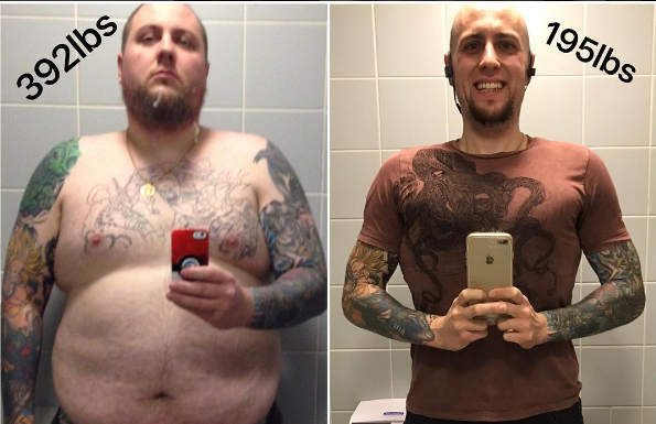 From 392lbs to 195lbs on Keto: Thor Grove Interview