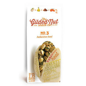 Keto snacks gilded nut