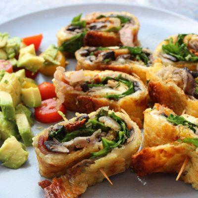 savory keto rolls
