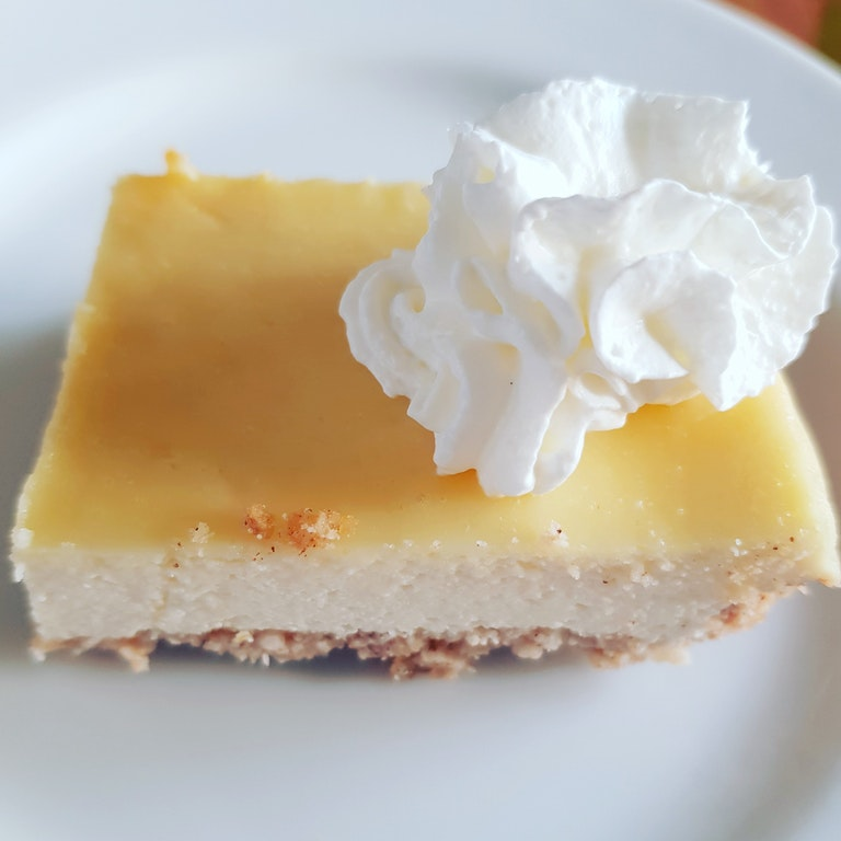 Lemon Keto Cheesecake