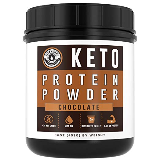 Best keto protein powder