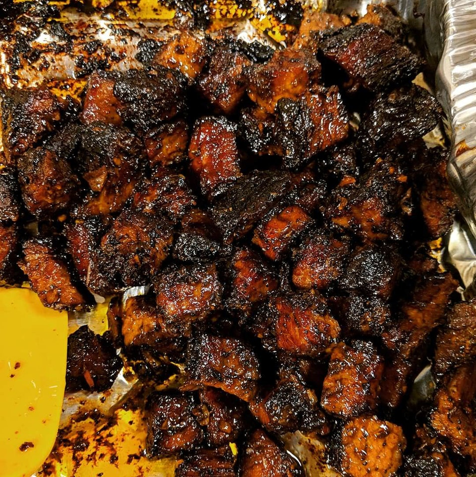 Keto Burnt Ends