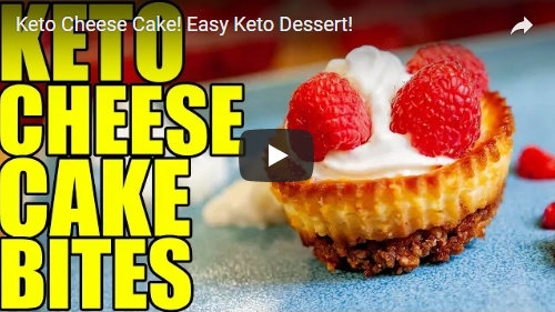 keto cheese cakes